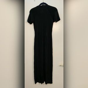 Chic Ankle Length Dress